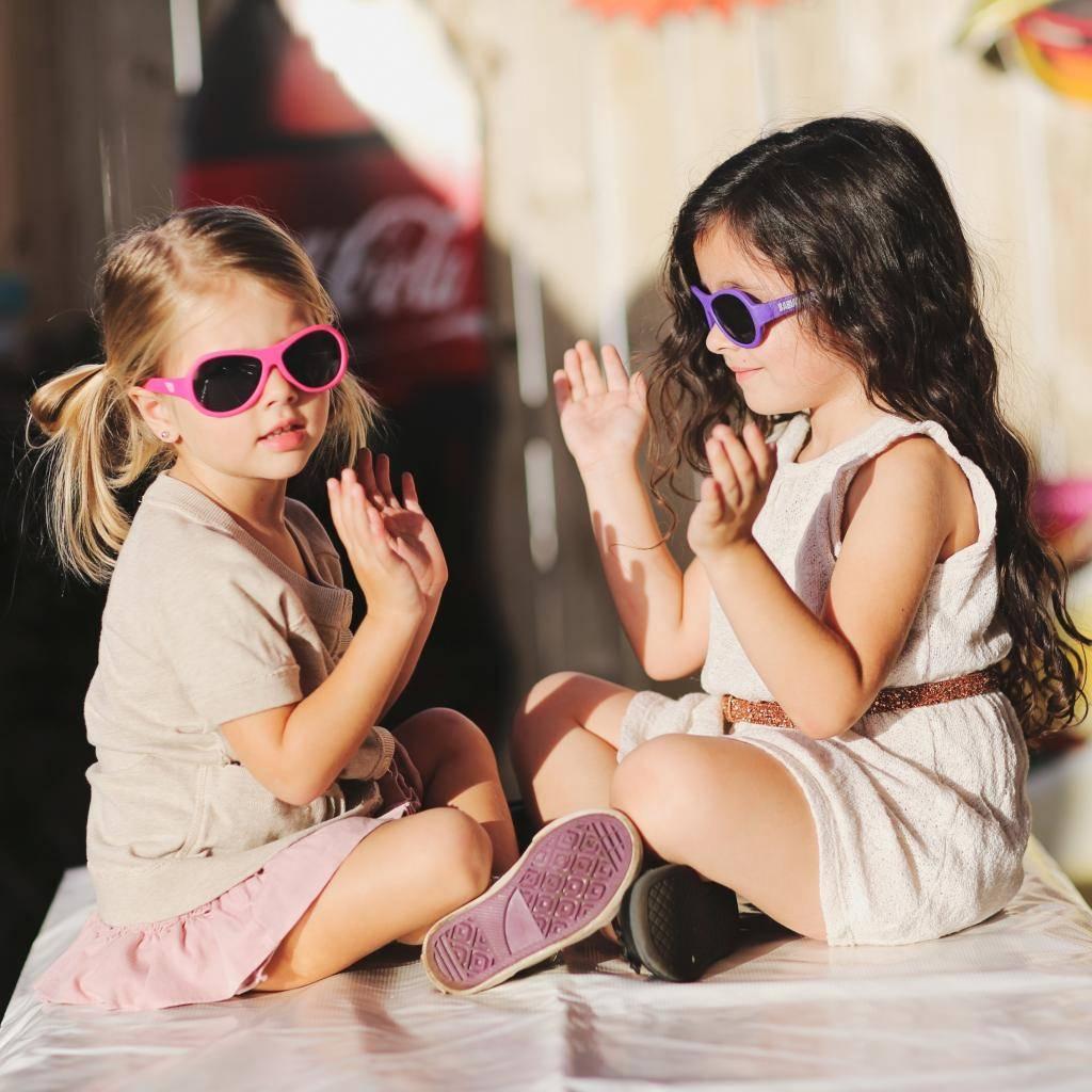 Babiators Babiators  AVIATOR - Princess Pink
