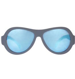 Babiators AVIATOR - Blue Steel With Blue Lens