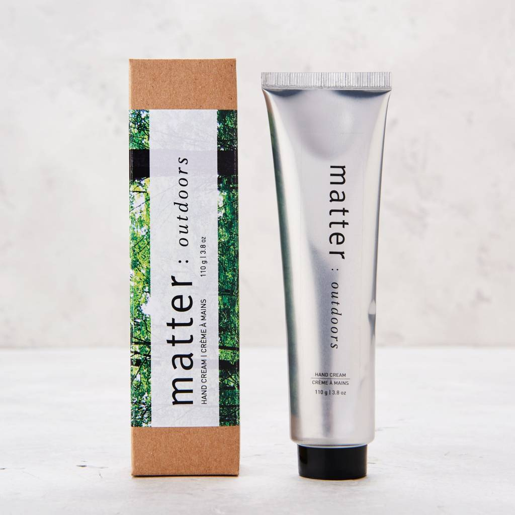 Matter Company Matter:  Outdoors Hand Cream