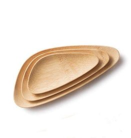 Bambu Bambu Pebble Trays Set of 3