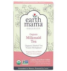 Earth Mama Angel Baby Earth Mama Organics Milk Maid Tea, 16 bags