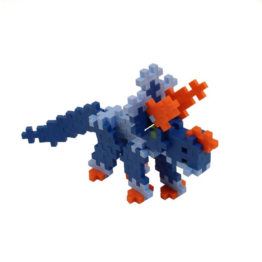 Plus Plus Plus Plus Tube Triceratops