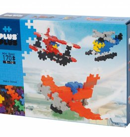 Plus Plus Mini Basic Air Craft 170 Pcs