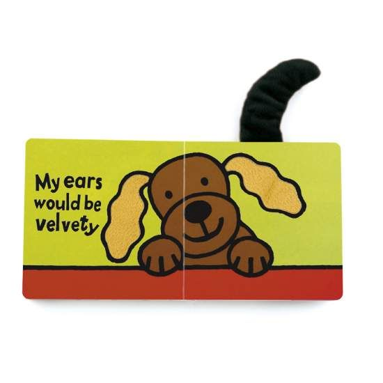 Jellycat Jellycat If I Were A Puppy Book