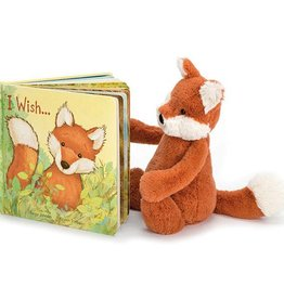 Jellycat I Wish Book