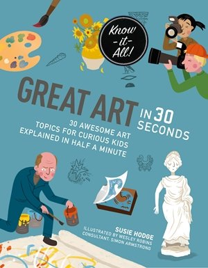 Quarto Great Art in 30 Seconds