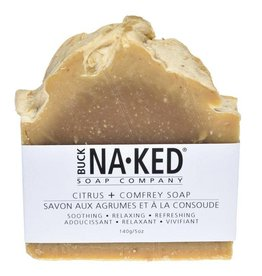 Buck Naked Soap Company Citrus & Comfrey Soap
