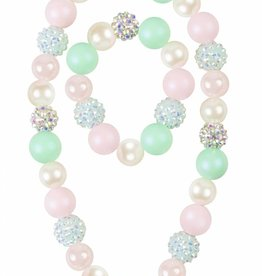 Great Pretenders Sorbet Sparkle Necklace Set (2 pcs)