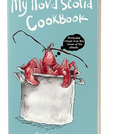 Chanelle Jefferson My Nova Scotia Cookbook