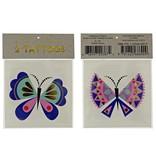 Meri Meri Meri Meri Butterfly Tattoos