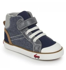 See Kai Run See Kai Run Dane  Shoes Chambray Multi Kids