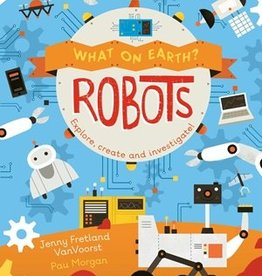 Quarto What on Earth: Robots