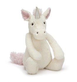 "Jellycat Jellycat Bashful Unicorn Medium 12"""