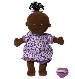 Manhattan Toy Wee Baby Stella Doll Brown