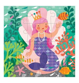 Petit Collage Mermaid Petit Puzzle