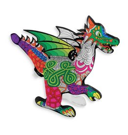 Ooly 3D Colorables Balloons Fantastic Dragon