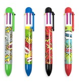 Ooly 6 Click Pen Comic Attack - Single Pen