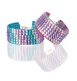Melissa & Doug Melissa & Doug Press-On Rhinestones Bracelet Set