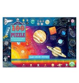 EeBoo eeBoo Solar System 100pc puzzle