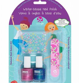 Suncoatgirl Natural Nail Salon Kit Little Mermaid