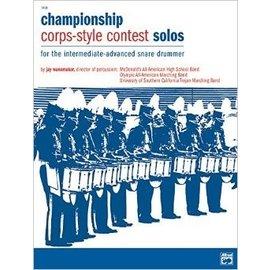 Hal Leonard Championship Corps-Style Contest Solos