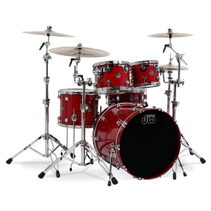 DW: Performance - HVX Candy Apple Red Kit