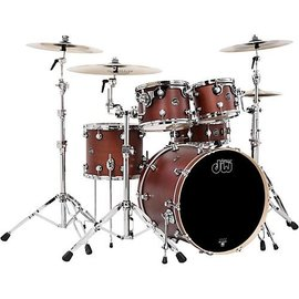 Drum Workshop DW: Performance - Tobacco Burst Satin Kit