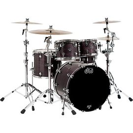 Drum Workshop DW: Performance - HVX Ebony Gloss Kit