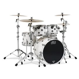 Drum Workshop DW: Performance - White Ice Kit