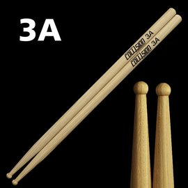 Collision Drumsticks Collision: 3A - Hickory