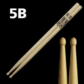 Collision Drumsticks Collision: 5B - Hickory