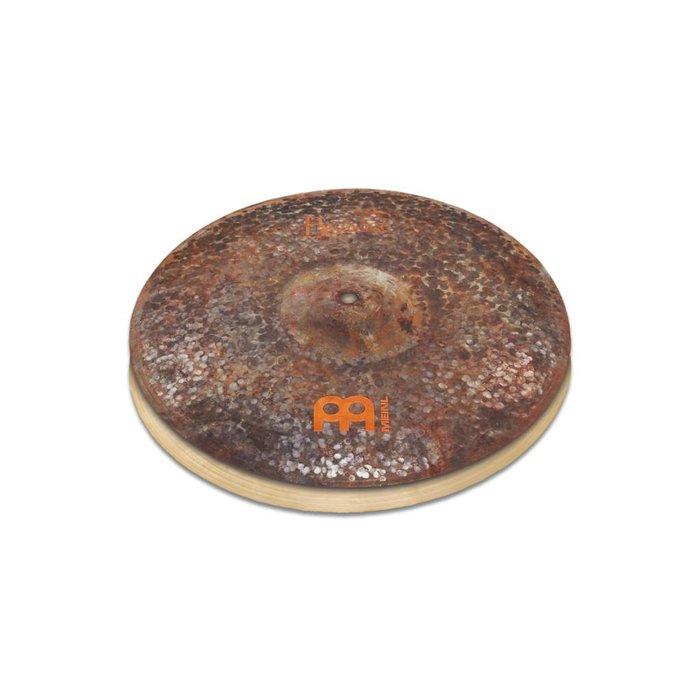 "Meinl: Byzance Extra Dry - Medium/Thin Hi Hats - 15"""
