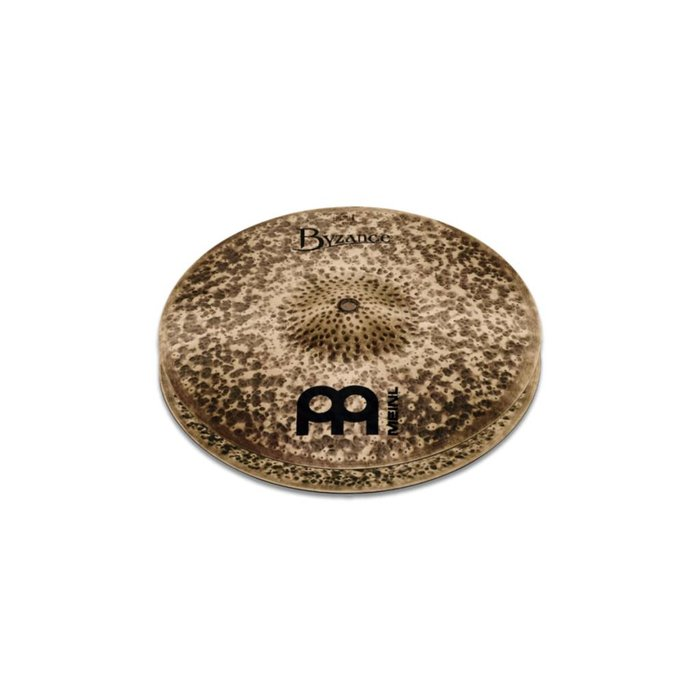 """Meinl: Byzance Dark - Hi Hats - 14"""""""