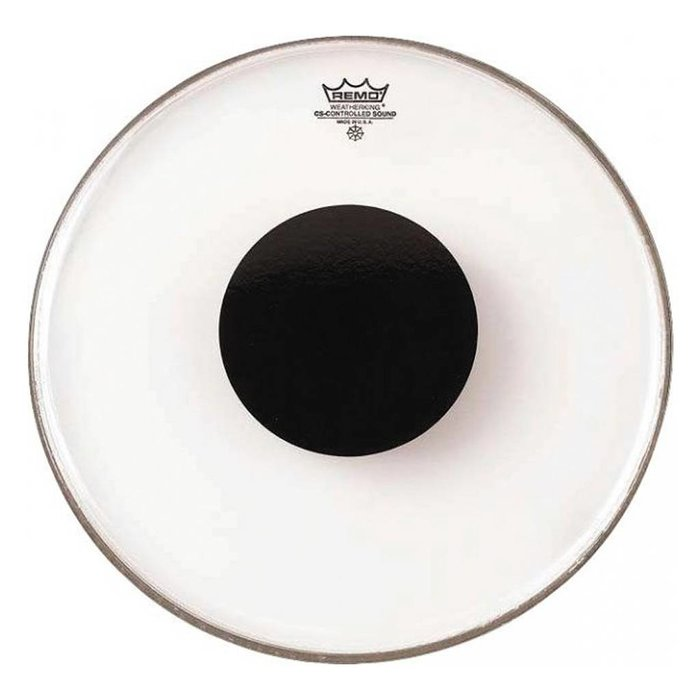 """Remo: Controlled Sound - Clear - 15"""""""