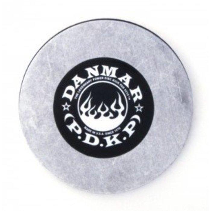 Danmar: Metal Kick #210MK - Kick Pad