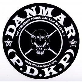 Danmar Danmar: Metal Kick #210DMK - Kick Pad