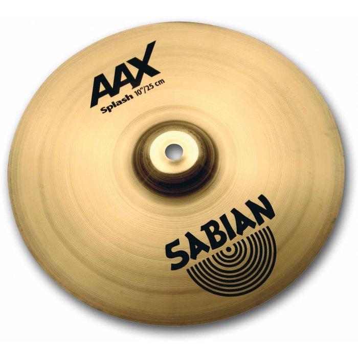 """Sabian: AAX - Splash - 8"""""""