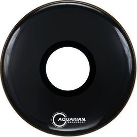 Aquarian Aqua: Regulator - Lrg Hole - Black - 18""