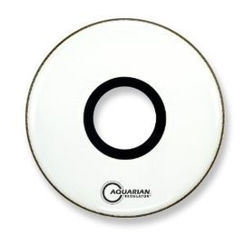 Aquarian Aqua: Regulator - Lrg Hole - White - 18""