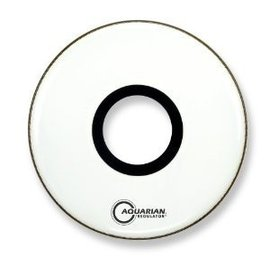 Aquarian Aqua: Regulator - Lrg Hole - White - 24""
