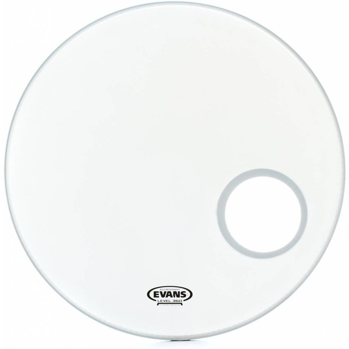 Evans: EQ3 Resonant - White - 24""