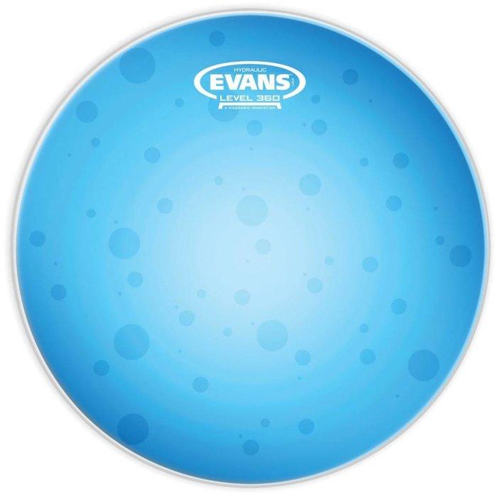 """Evans: Hydraulic Blue - 18"""""""