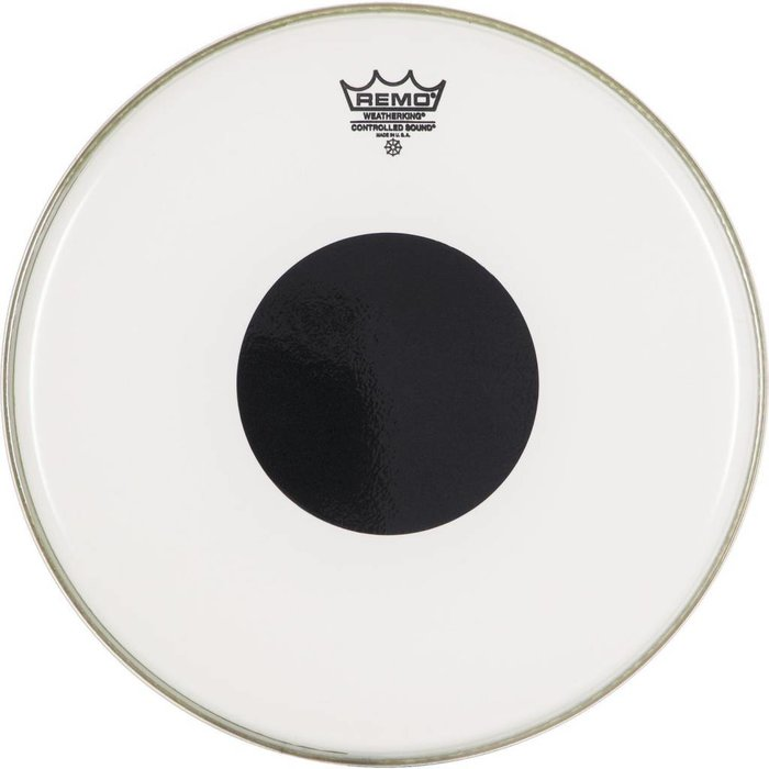 """Remo: Controlled Sound - Clear - 12"""""""