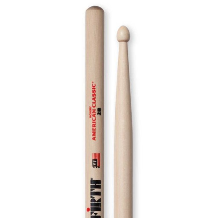 Vic Firth: 2B - Hickory