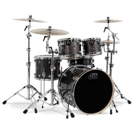 Drum Workshop DW: Performance - Pewter Glass Glitter Kit
