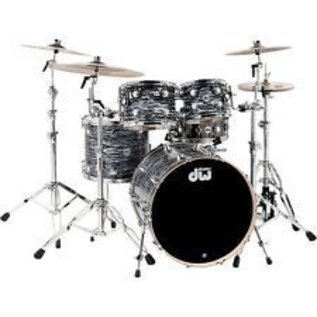 Drum Workshop DW: Collector's Series - 4-pc - Black Oyster