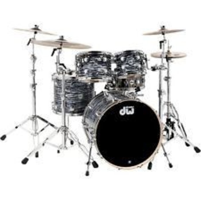 DW: Collector's Series - 4-pc - Black Oyster