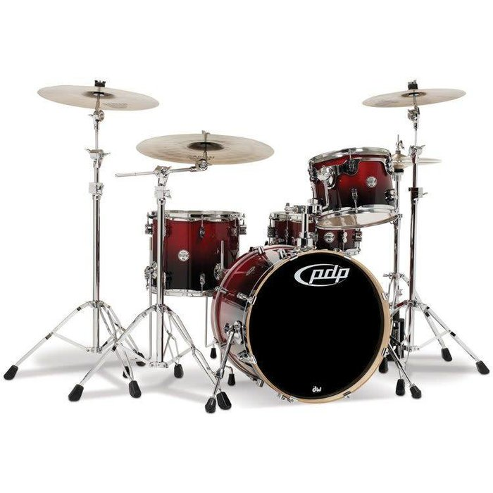 PDP: Concept Birch Cherry Black Fade 4pc