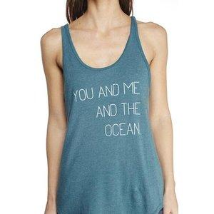 You + Me + Ocean Tank
