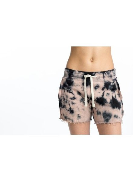 Spenglish French Terry Shorts Blush